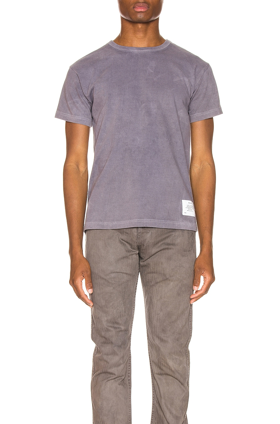 Image 1 of ALPHA INDUSTRIES x 3Sixteen Natural Dye Tee in