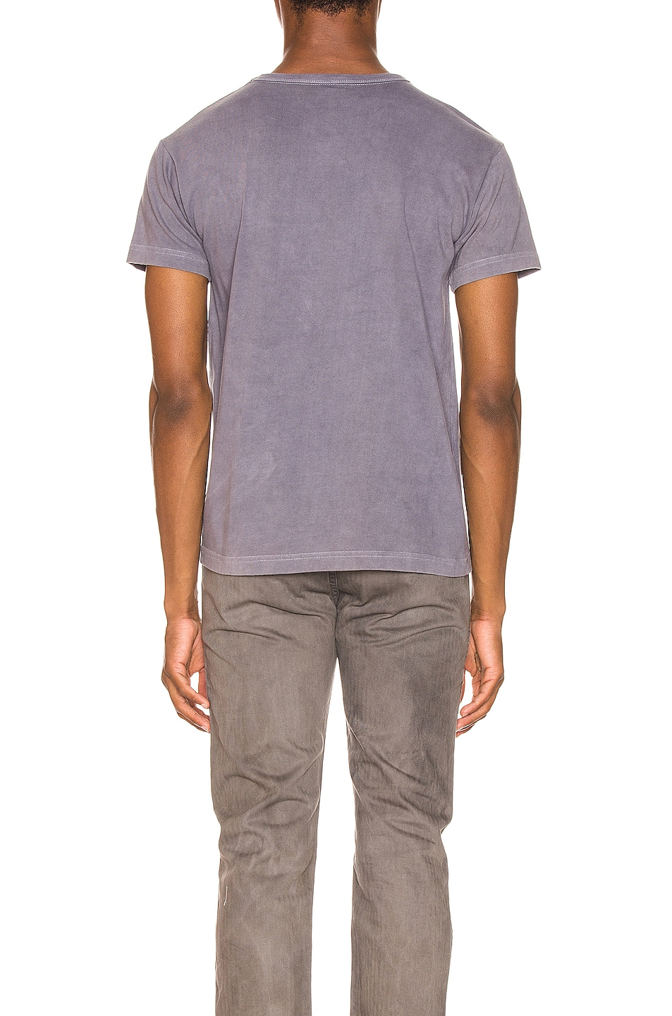 Image 4 of ALPHA INDUSTRIES x 3Sixteen Natural Dye Tee in