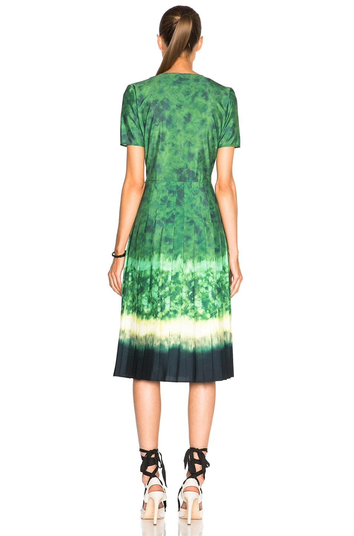 Image 4 of Altuzarra Ilari Dress in Ceramic Green