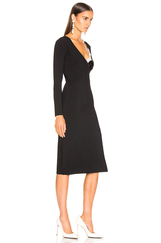 Image 2 of Altuzarra Gianni Dress in Black