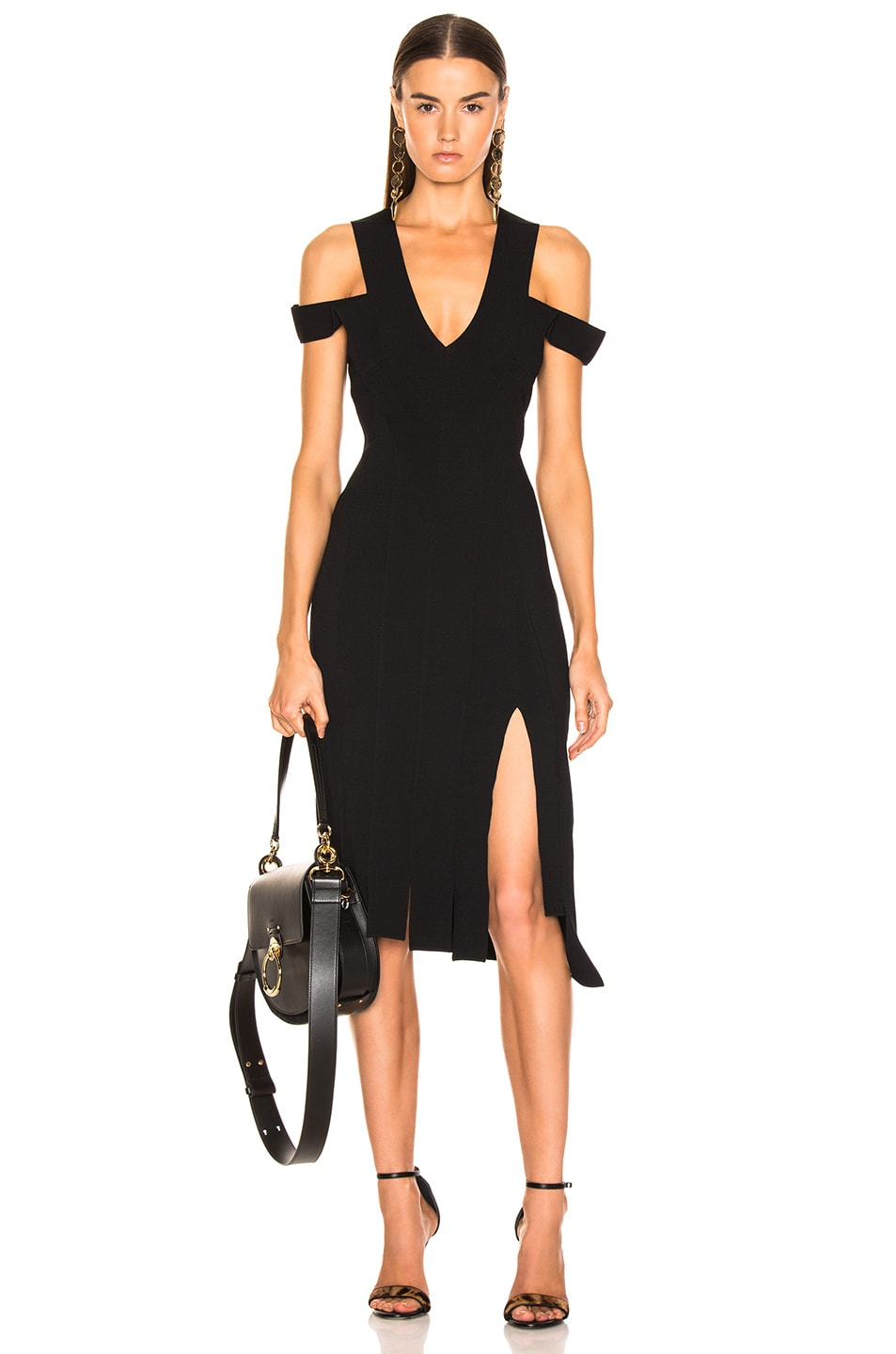 Image 1 of Altuzarra Tiziana Dress in Black