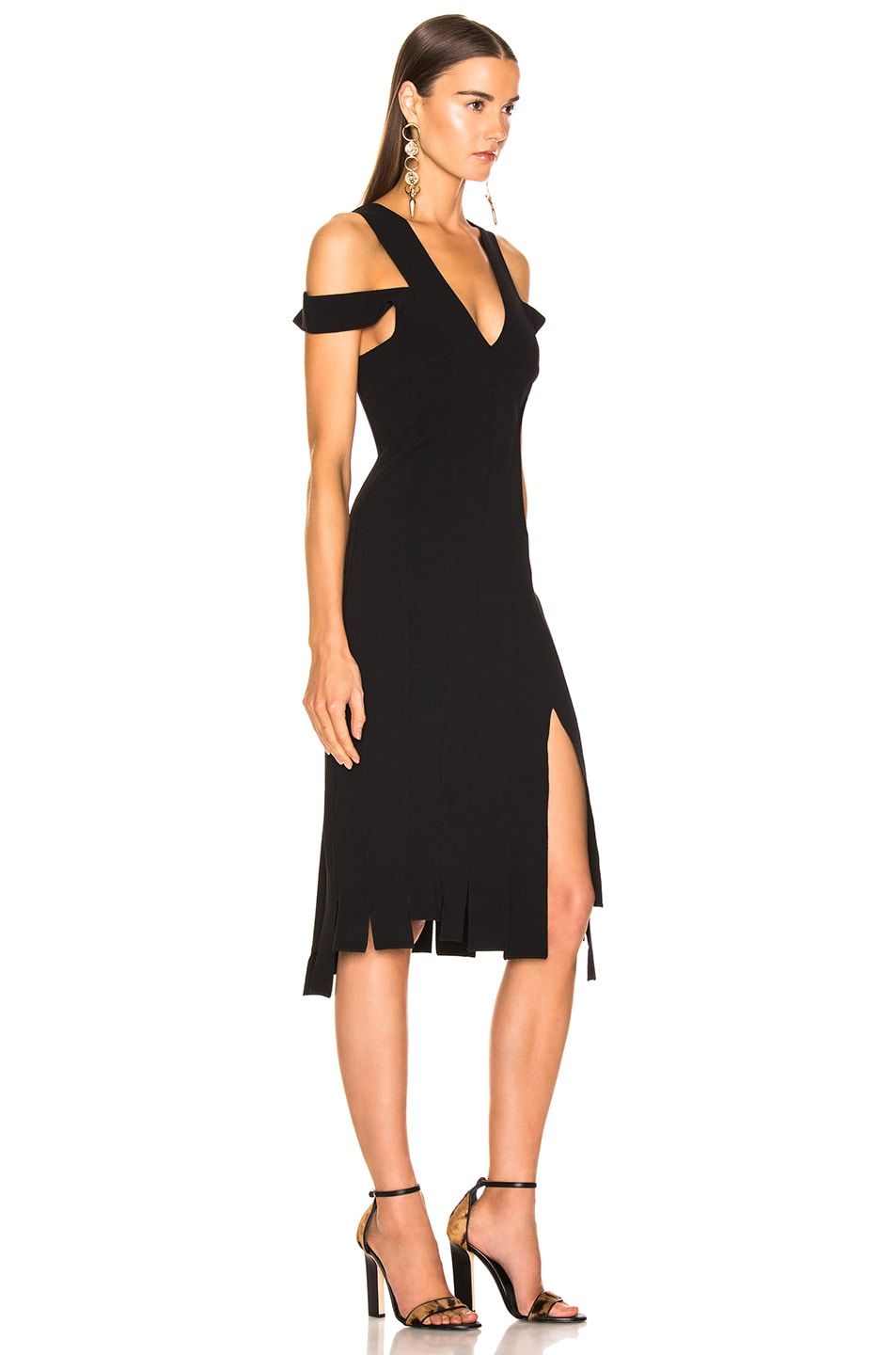 Image 2 of Altuzarra Tiziana Dress in Black