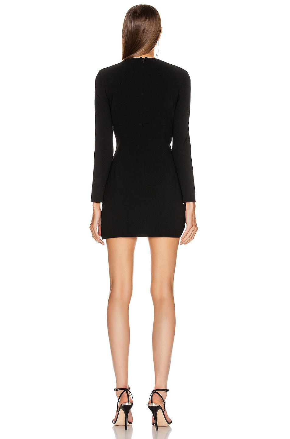 Image 3 of Altuzarra Enola Dress in Black