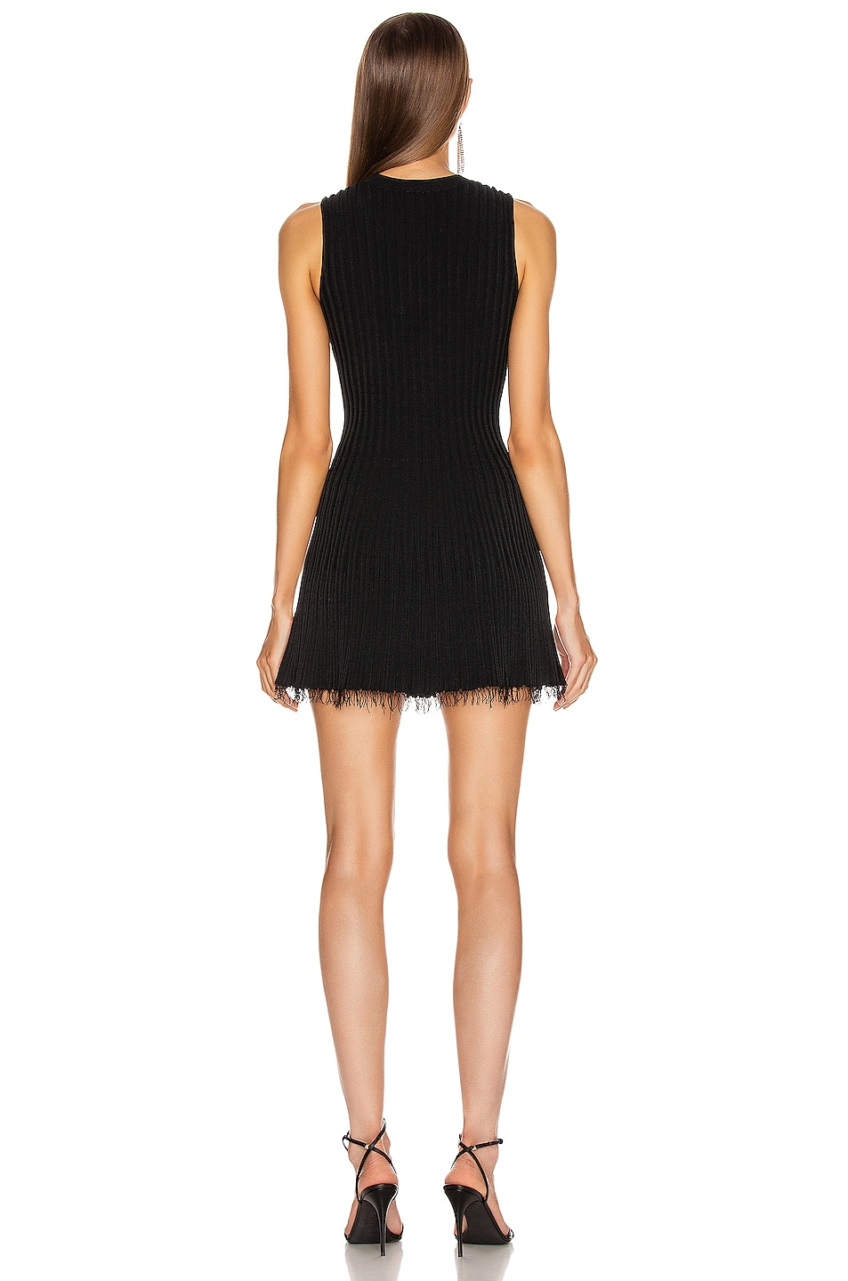 Image 4 of Altuzarra Jobson Knit Dress in Black