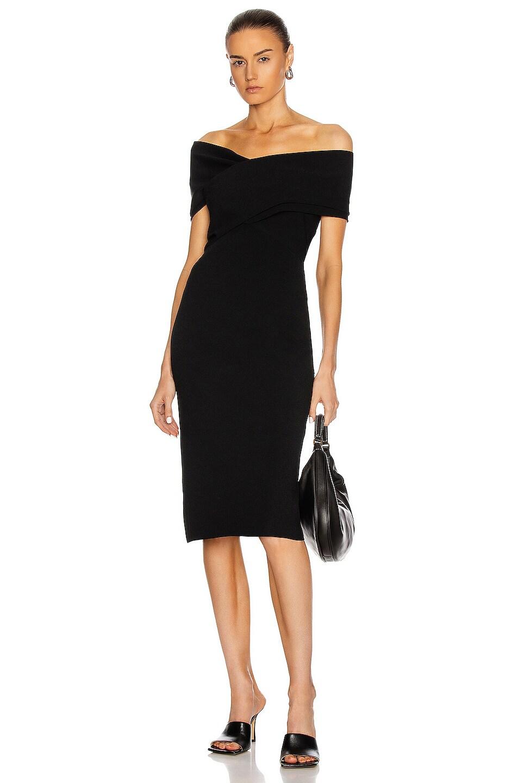 Image 1 of Altuzarra Peggy Dress in Black