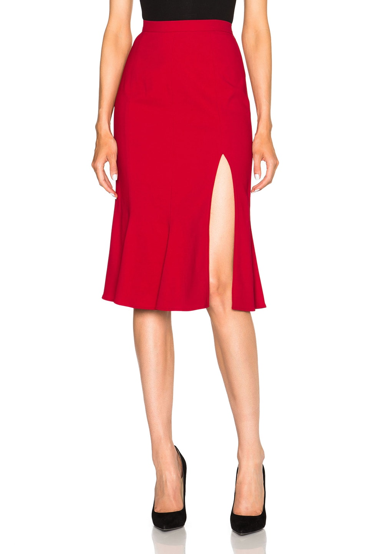 Image 1 of Altuzarra Holliday Skirt in Tango