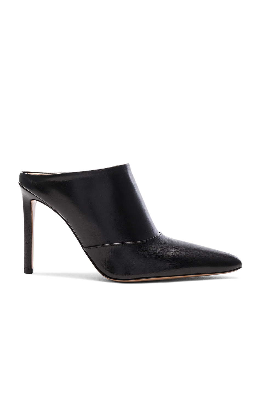 Image 1 of Altuzarra Leather Davidson Mules in Black