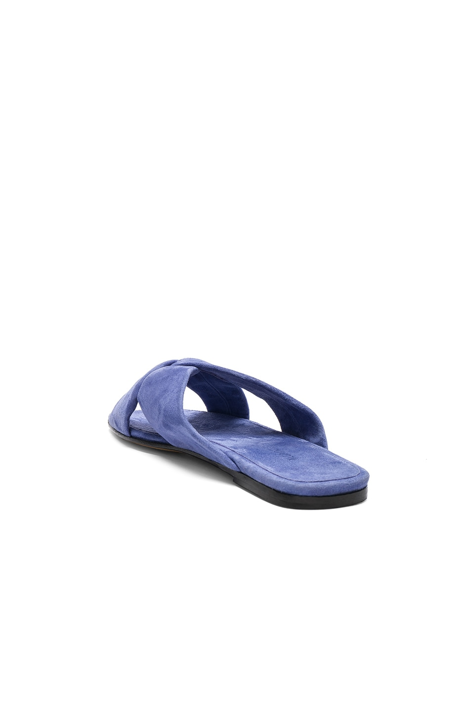 Image 3 of ALUMNAE Soft X Slide Sandals in Camoscio Dawn
