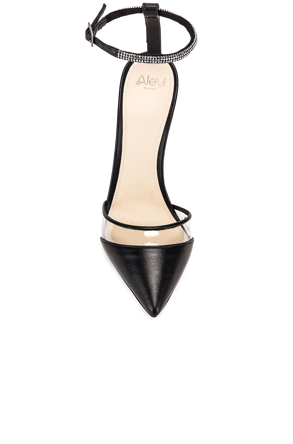 Image 4 of ALEVI Milano Alevi Alice Heel in Campari Black
