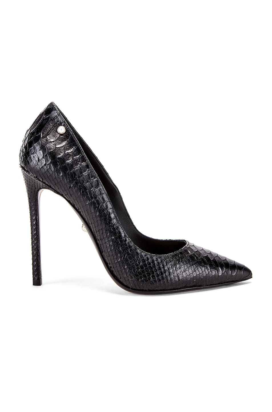 Image 1 of ALEVI Milano Alevi Carrie Pump in Black Snake