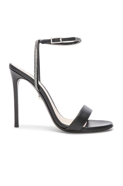 Image 1 of ALEVI Milano Alevi Cherine Sandal in Campari Black