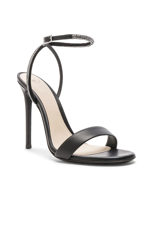 Image 2 of ALEVI Milano Alevi Cherine Sandal in Campari Black