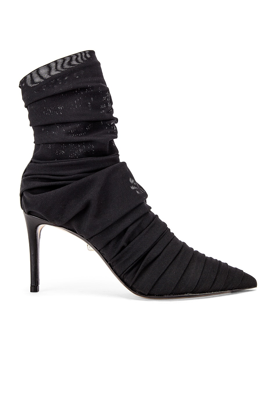 Image 1 of ALEVI Milano Alevi Gaia Bootie in Black Net