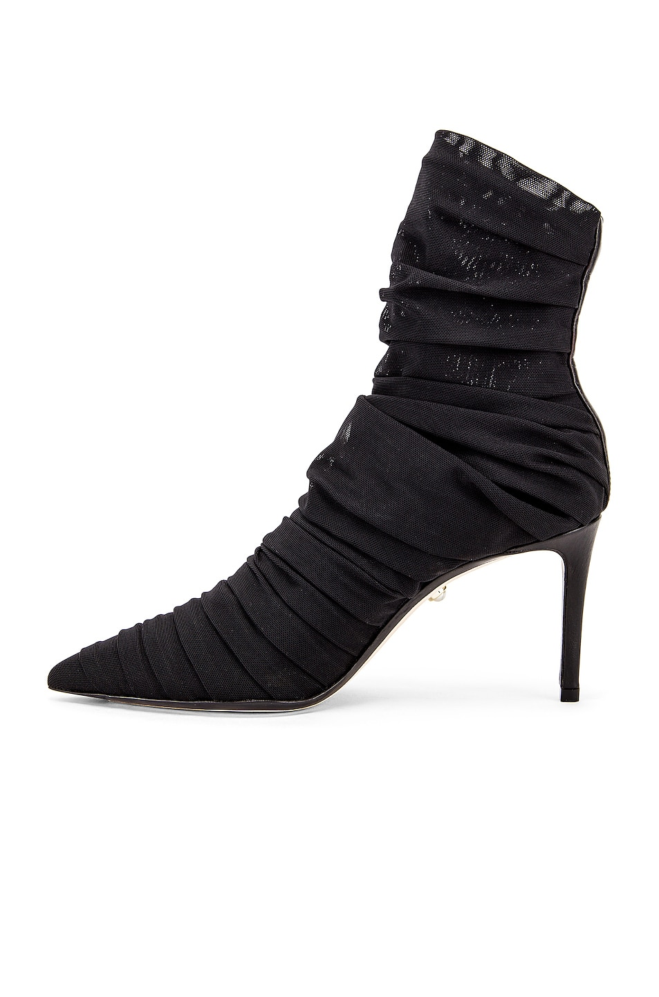 Image 5 of ALEVI Milano Alevi Gaia Bootie in Black Net