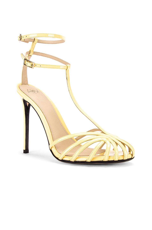 Image 2 of ALEVI Milano Stella Sandal in Patent Sun