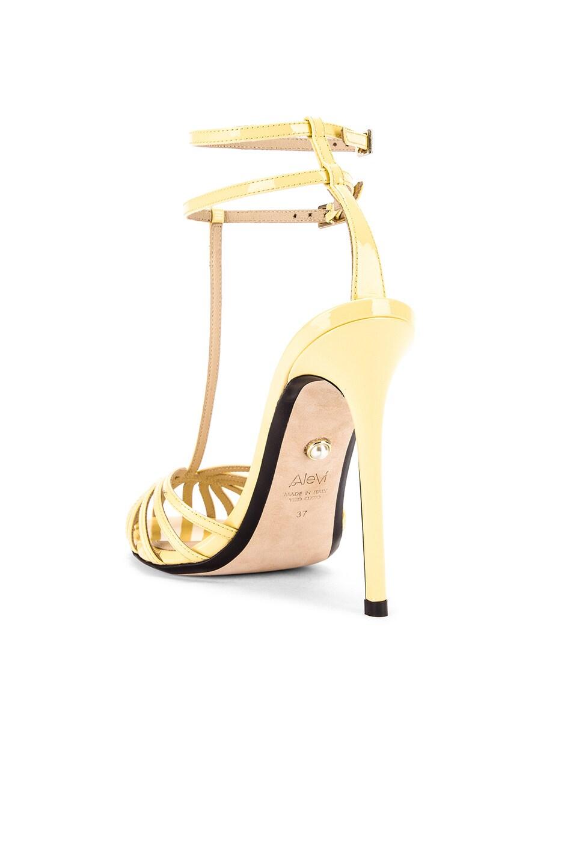 Image 3 of ALEVI Milano Stella Sandal in Patent Sun