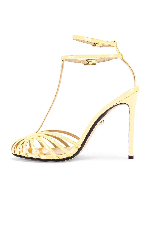 Image 5 of ALEVI Milano Stella Sandal in Patent Sun