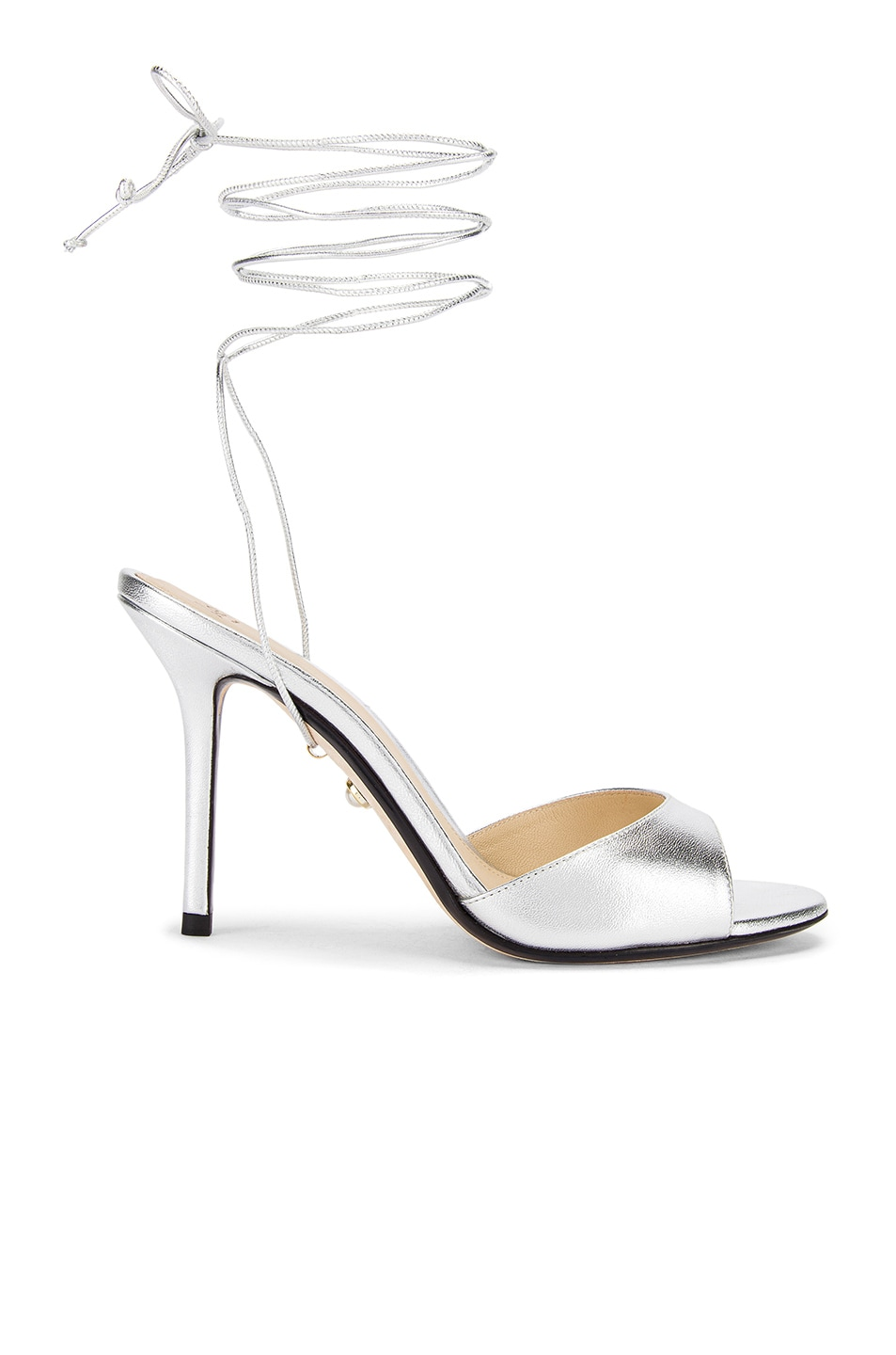 Image 1 of ALEVI Milano Lucy Sandal in Shine Silver