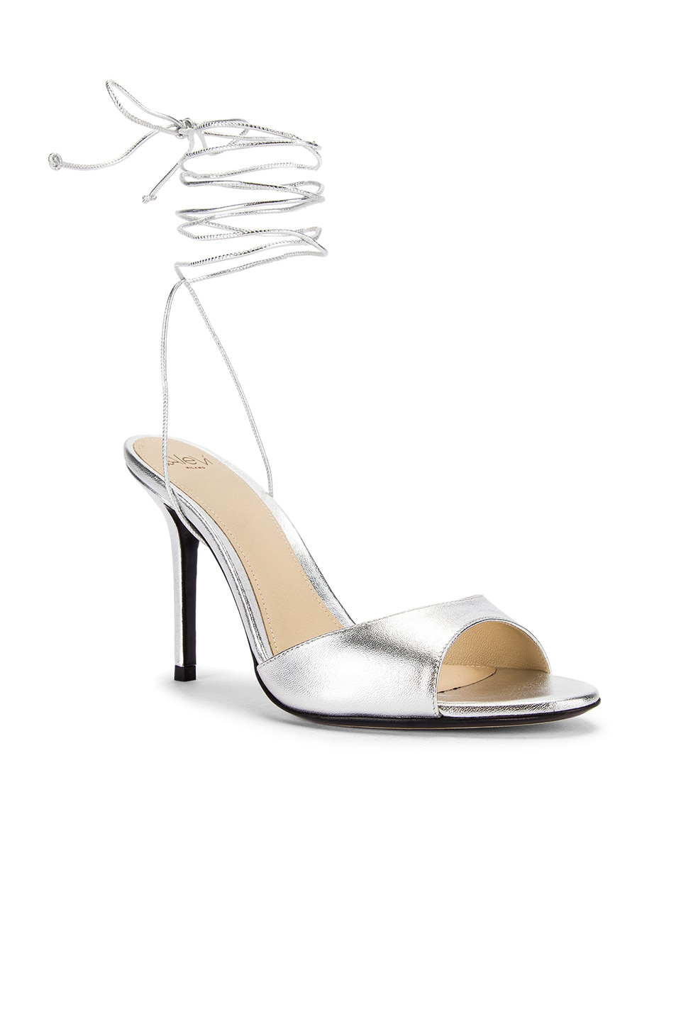 Image 2 of ALEVI Milano Lucy Sandal in Shine Silver
