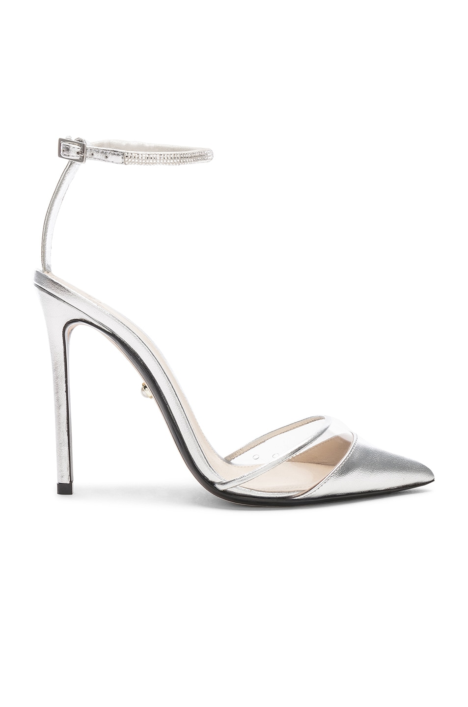 Image 1 of ALEVI Milano Alevi Alice Heel in Shine Silver