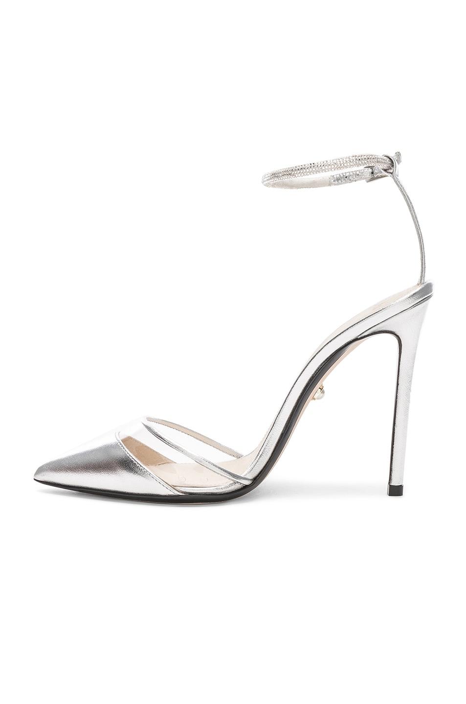 Image 5 of ALEVI Milano Alevi Alice Heel in Shine Silver