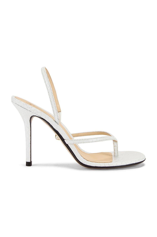 Image 1 of ALEVI Milano Ivy Sandal in Snake White