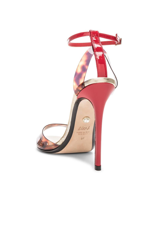 Image 3 of ALEVI Milano Alevi Kate Sandal in Lost Red