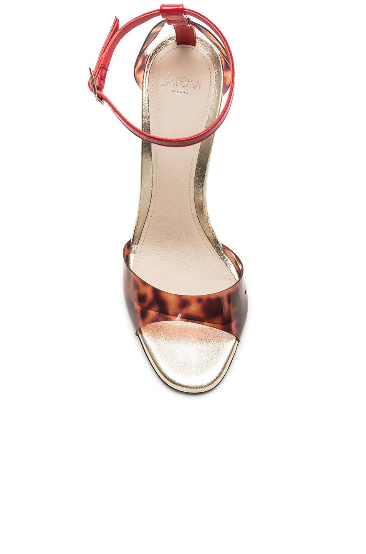 Image 4 of ALEVI Milano Alevi Kate Sandal in Lost Red
