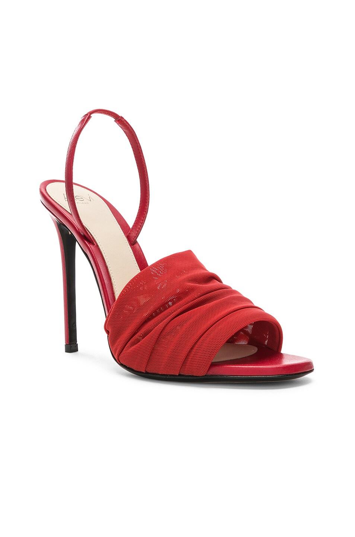 Image 2 of ALEVI Milano Alevi Olivia Sandal in Net Red