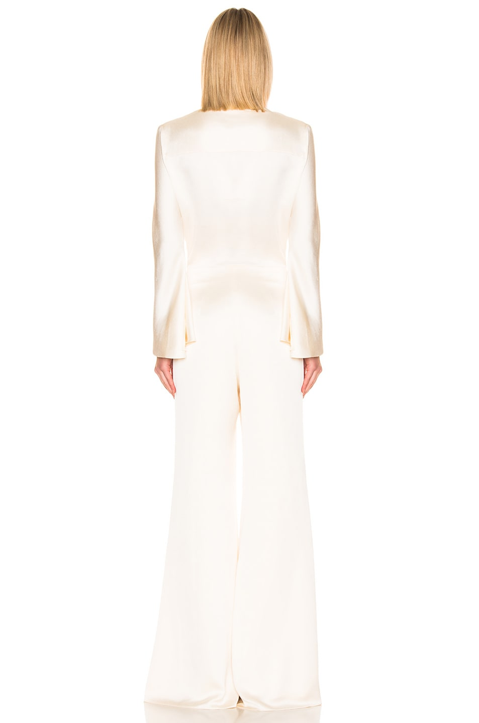 Image 3 of Alexis Raine Jumpsuit in Ivory