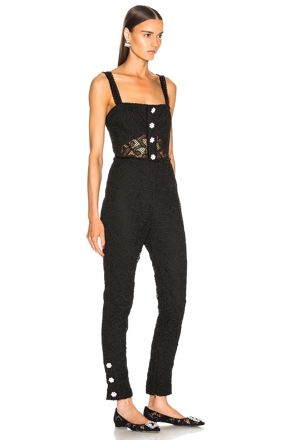 Image 2 of Alexis Govada Jumpsuit in Black