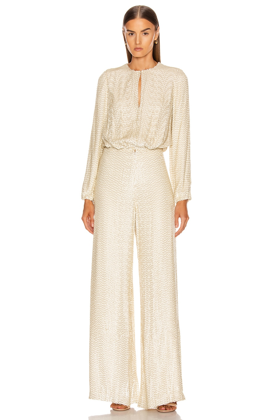 Image 1 of Alexis Ismet Jumpsuit in Ivory