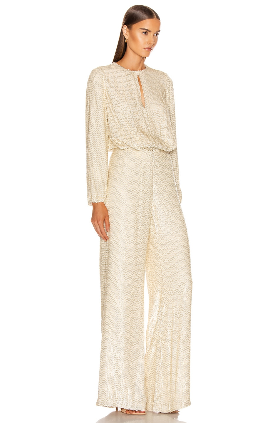 Image 2 of Alexis Ismet Jumpsuit in Ivory
