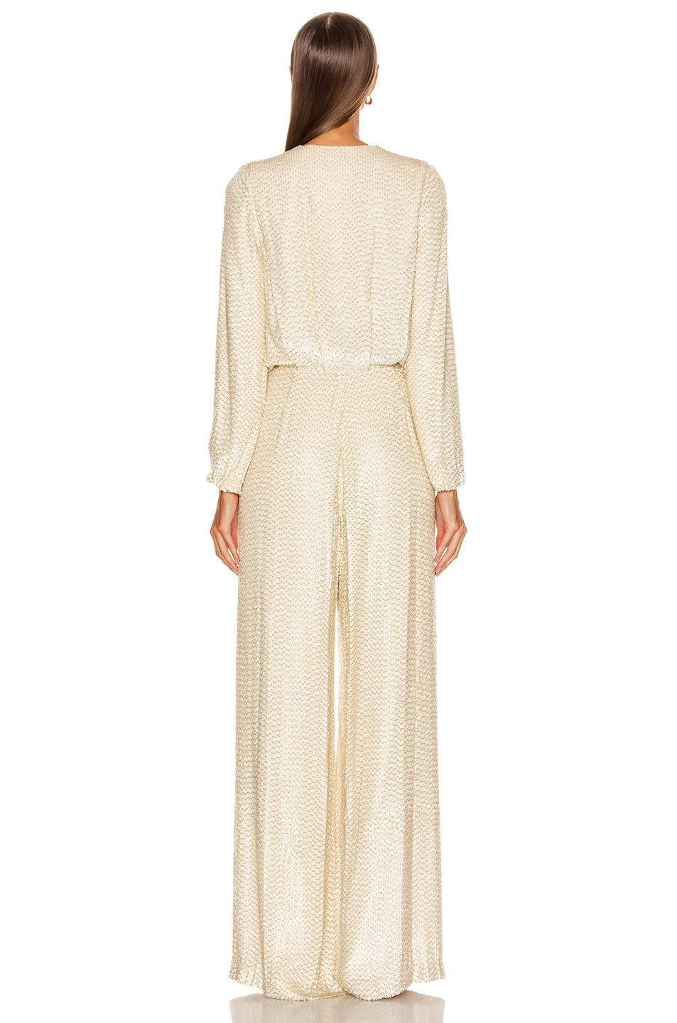 Image 3 of Alexis Ismet Jumpsuit in Ivory