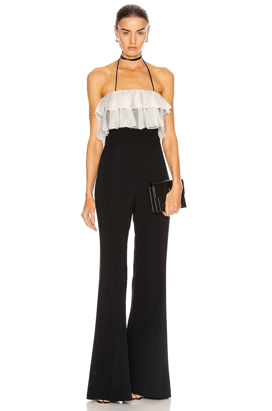 Image 1 of Alexis Kaiya Jumpsuit in Black