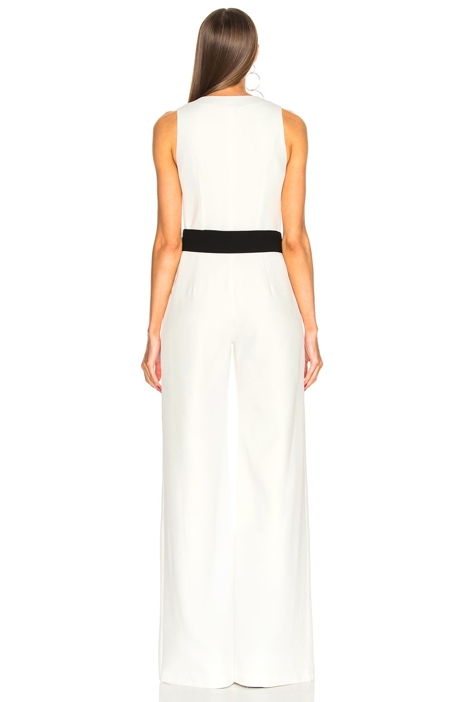 Image 4 of Alexis Moe Jumpsuit in Off White