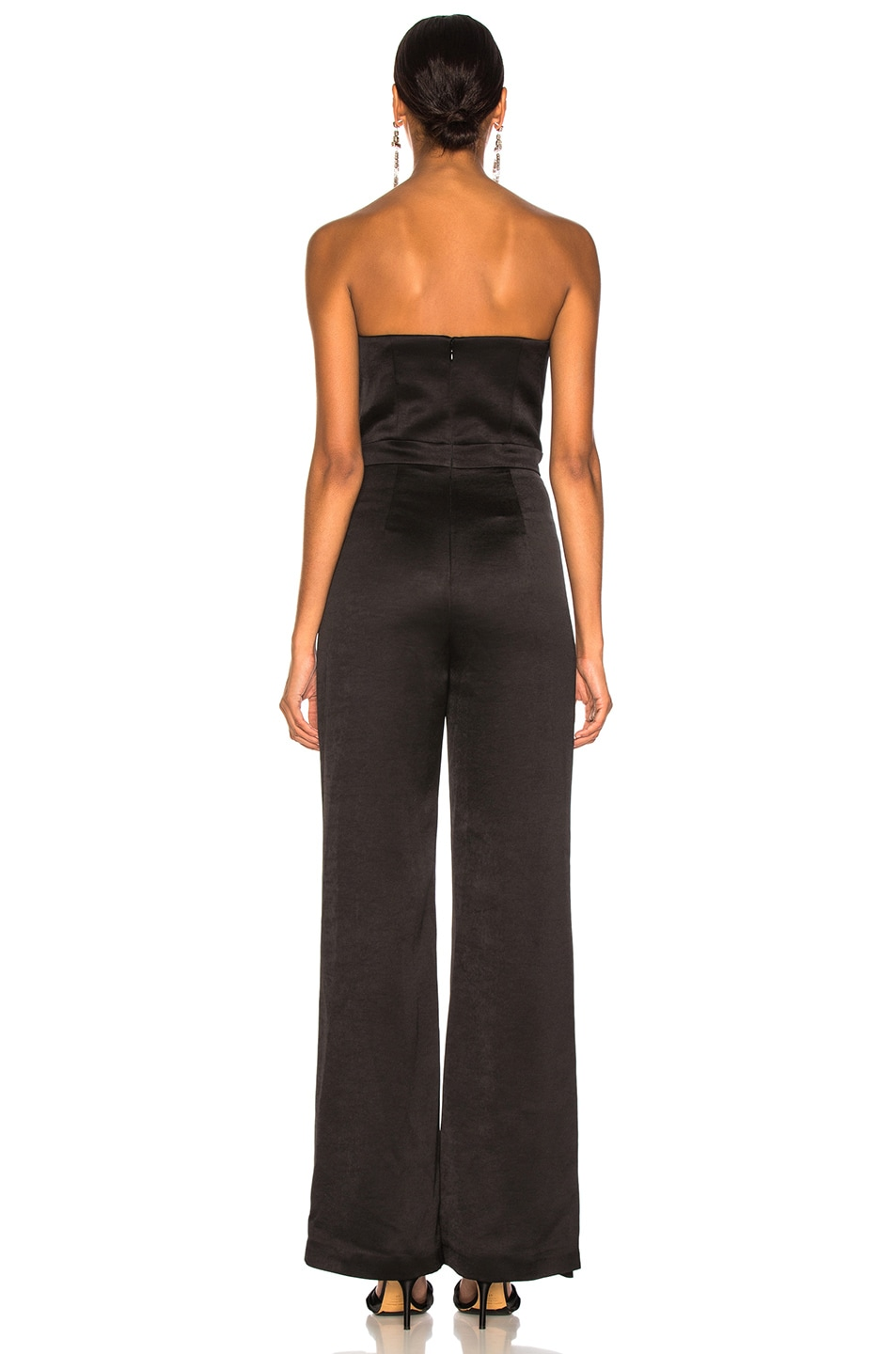 Image 3 of Alexis Noemie Jumpsuit in Black