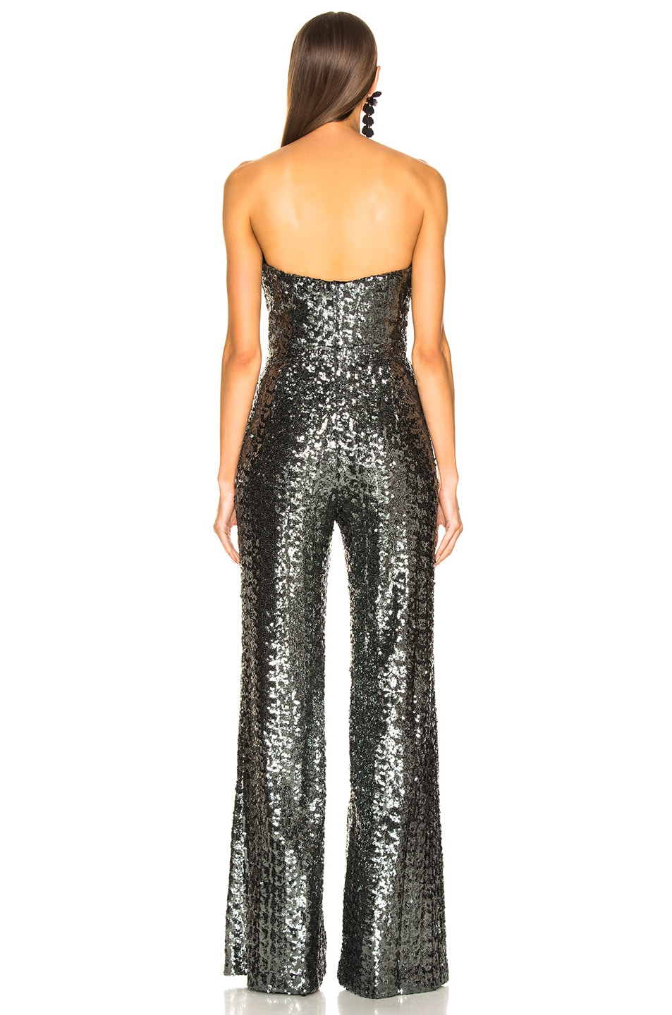Image 3 of Alexis Carleen Jumpsuit in Sequins