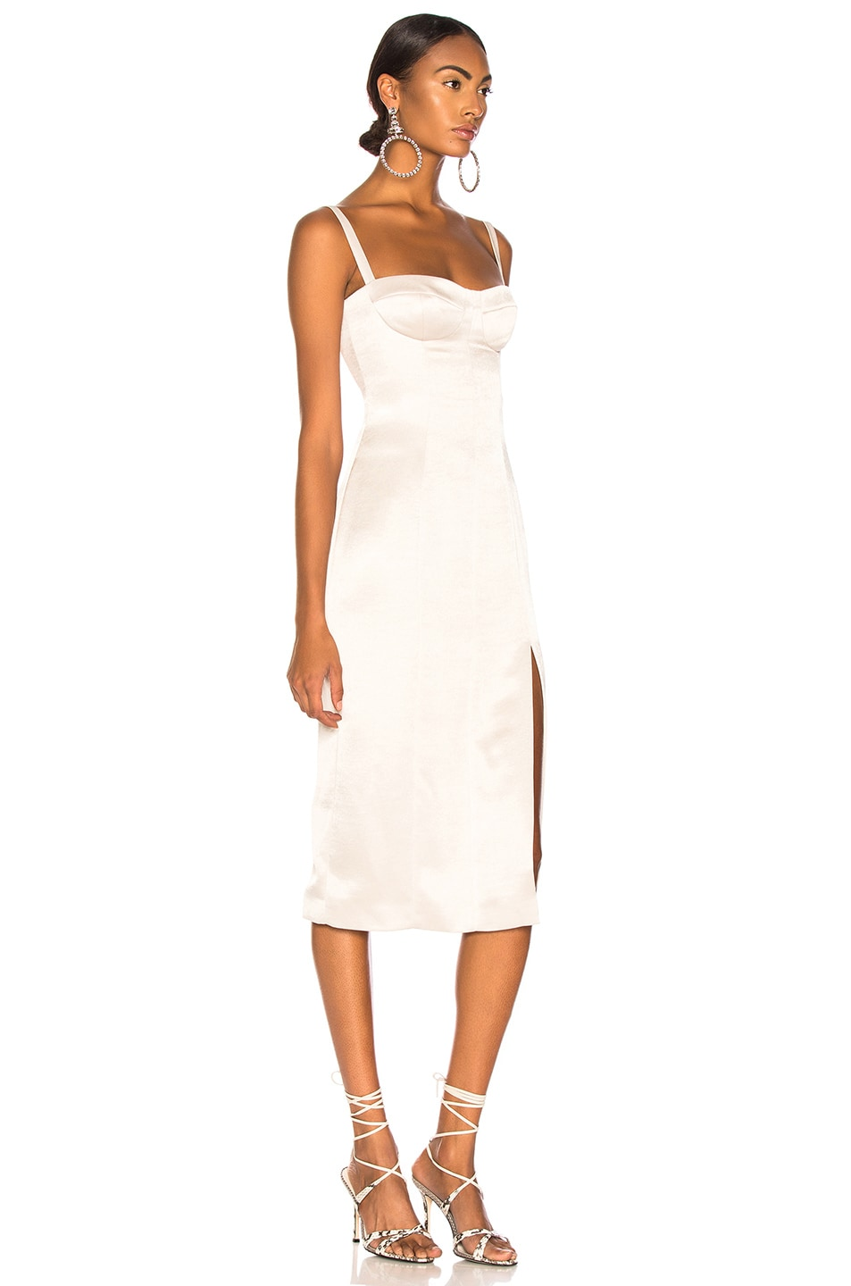Image 2 of Alexis Yates Dress in Alabaster
