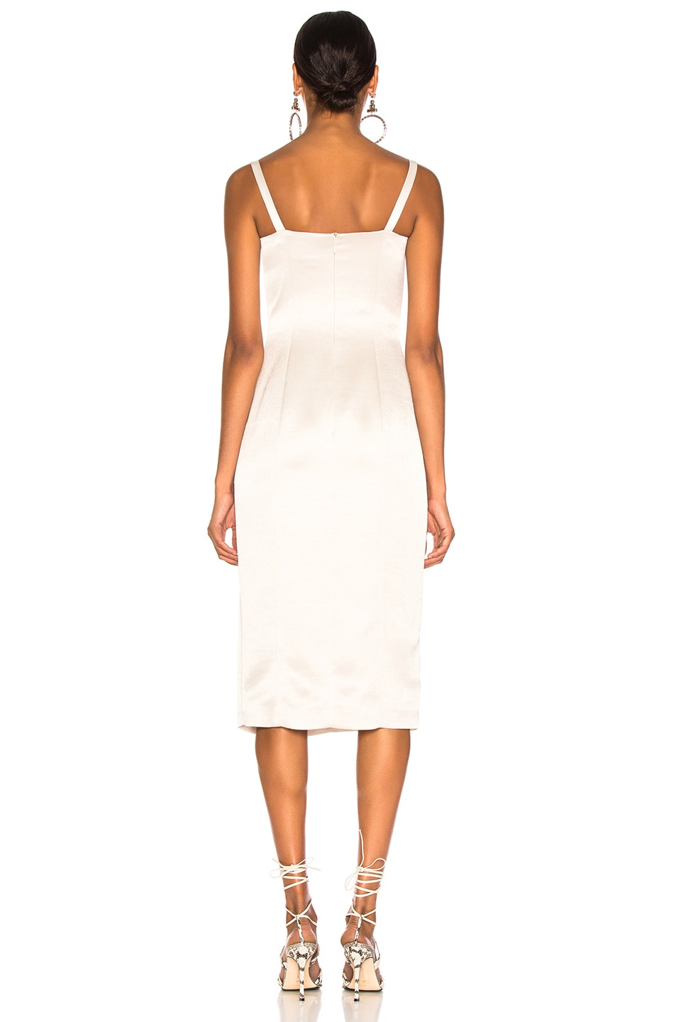 Image 4 of Alexis Yates Dress in Alabaster