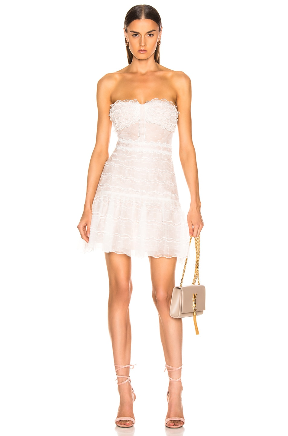 Image 1 of Alexis Adlai Dress in White