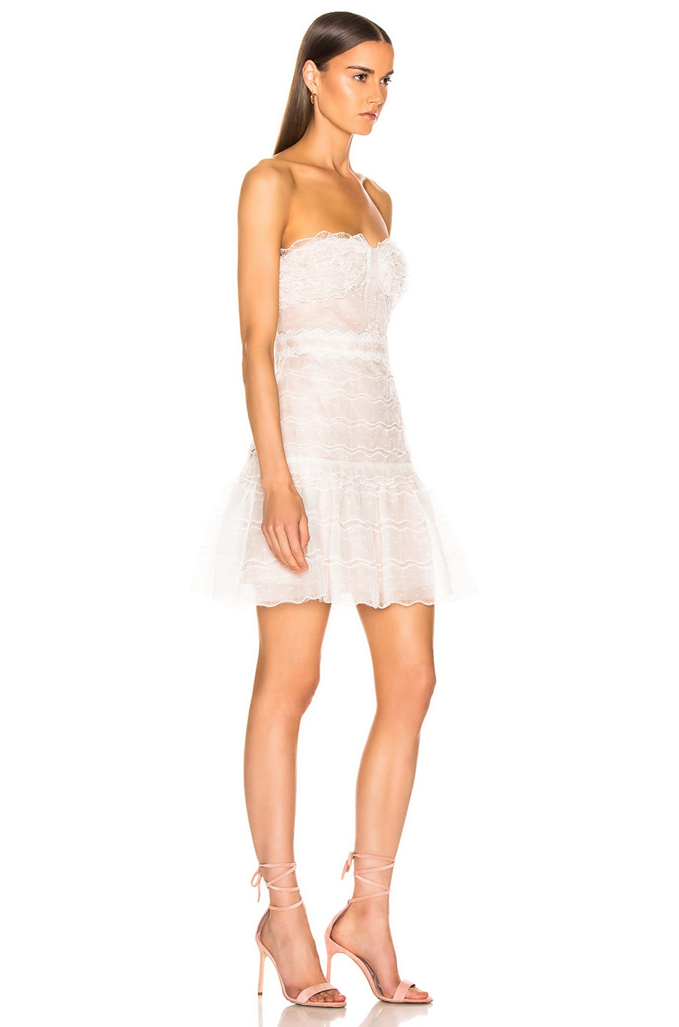 Image 2 of Alexis Adlai Dress in White