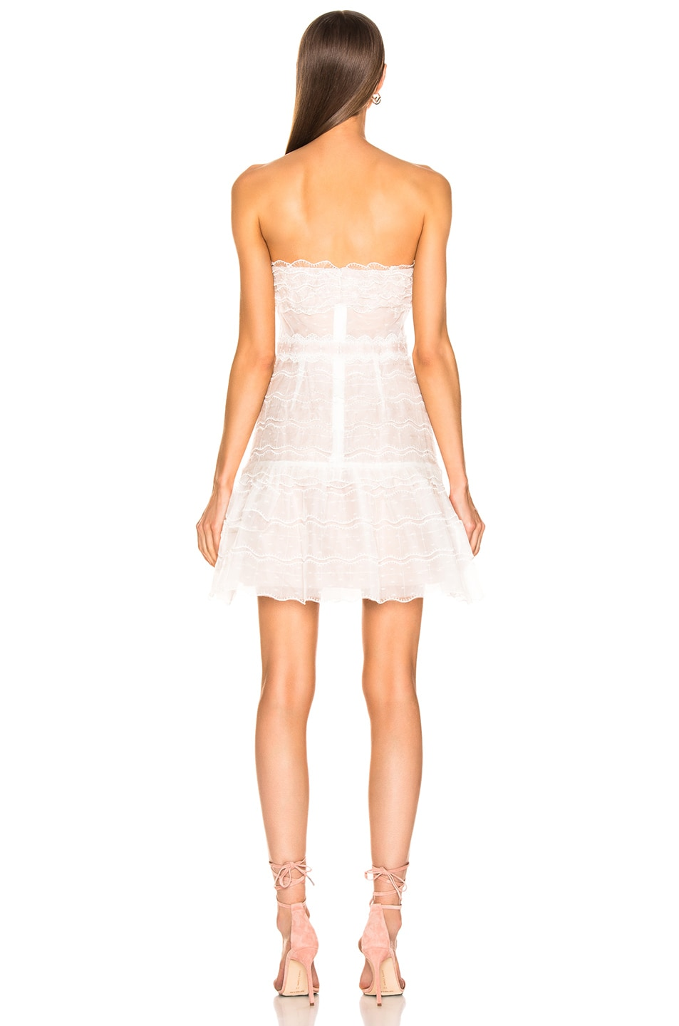 Image 3 of Alexis Adlai Dress in White