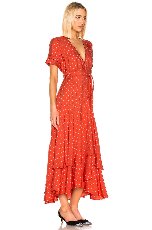 Image 2 of Alexis Sundara Dress in Mandarin Shell