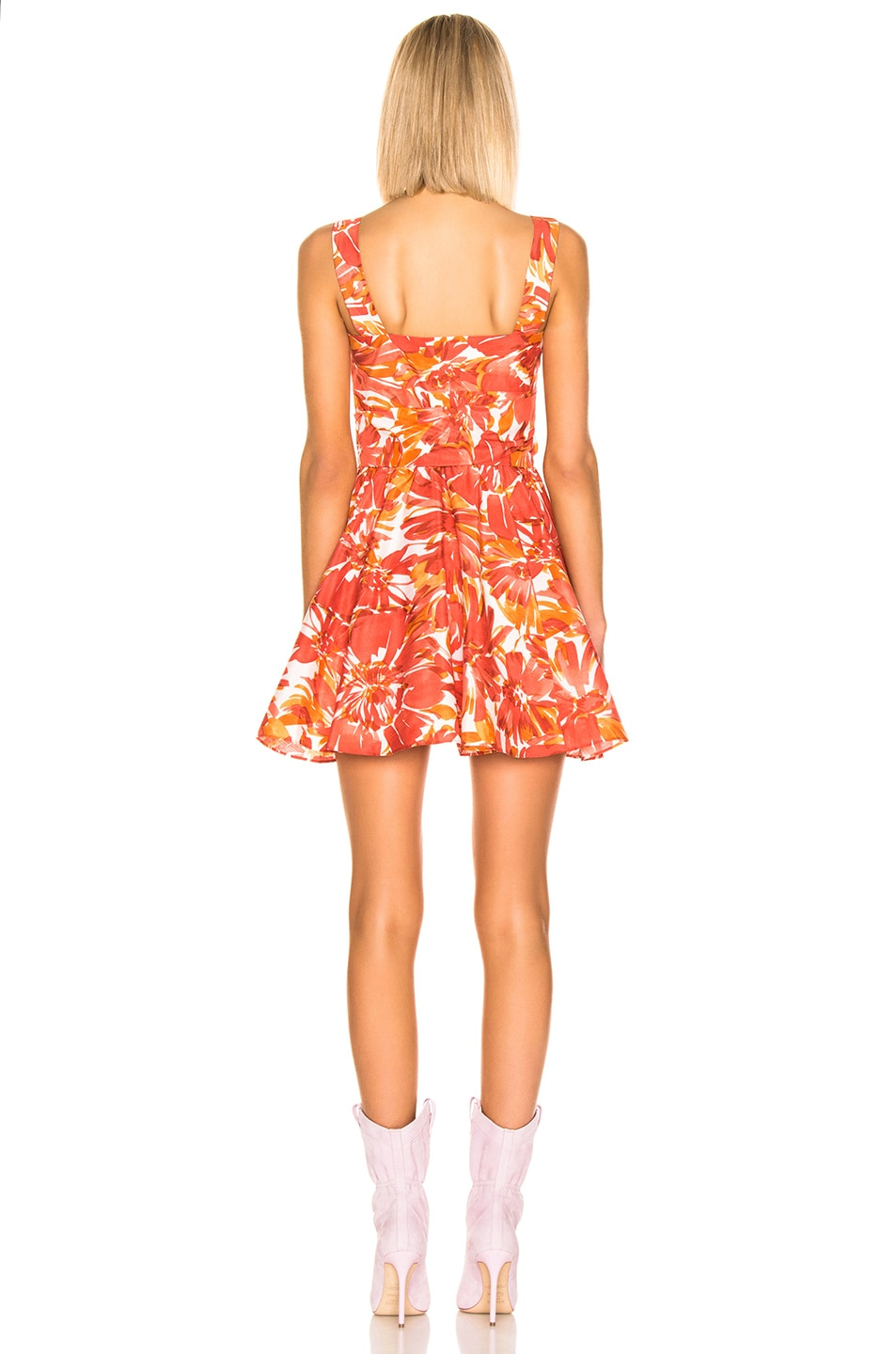 Image 3 of Alexis Ilda Dress in Watercolor Floral
