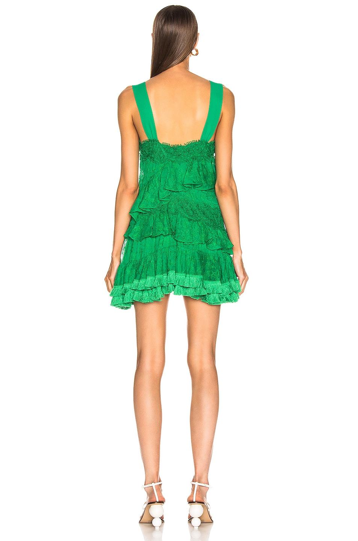 Image 4 of Alexis Lakshmi Dress in Emerald Green
