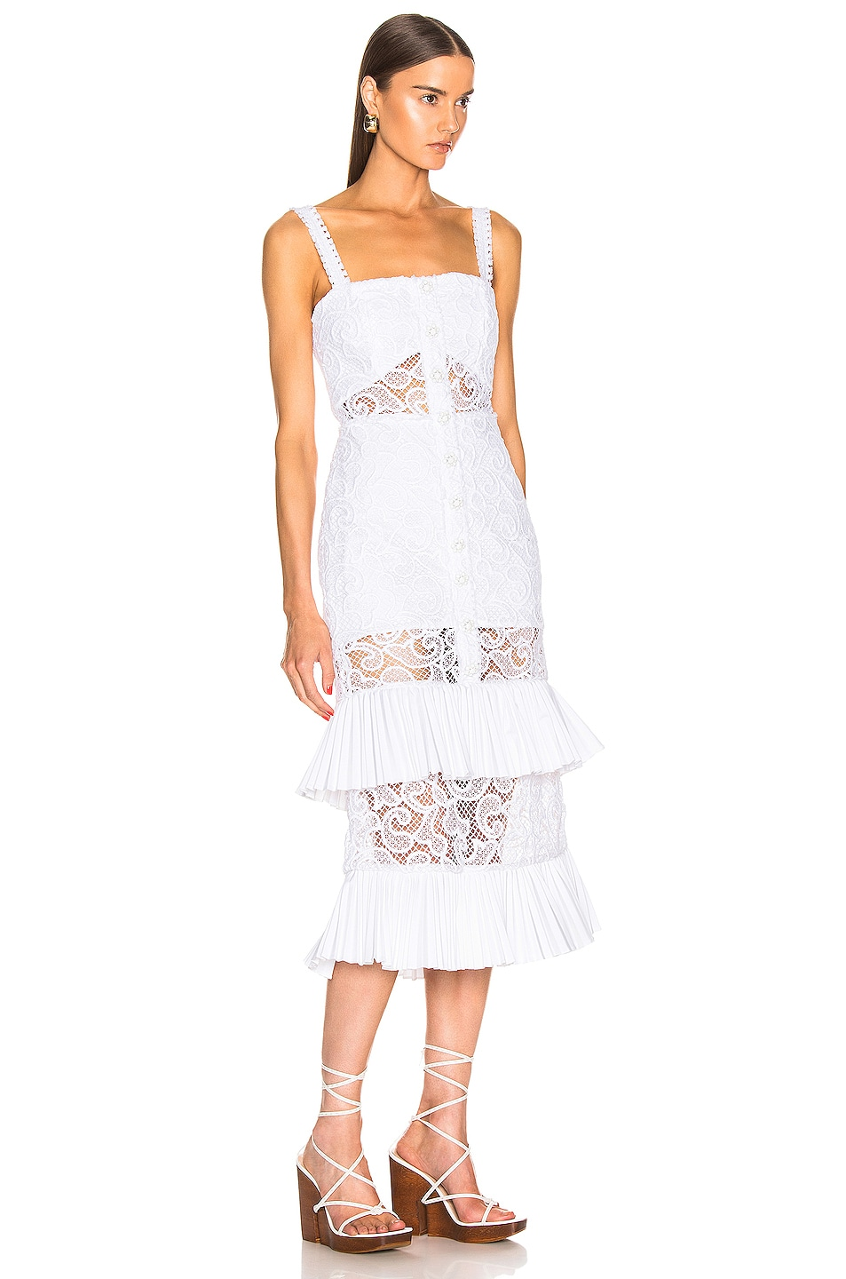 Image 2 of Alexis Lyssa Dress in White