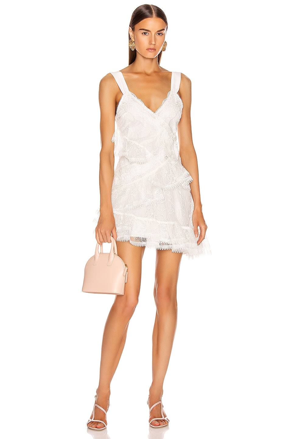 Image 1 of Alexis Ladonna Dress in White