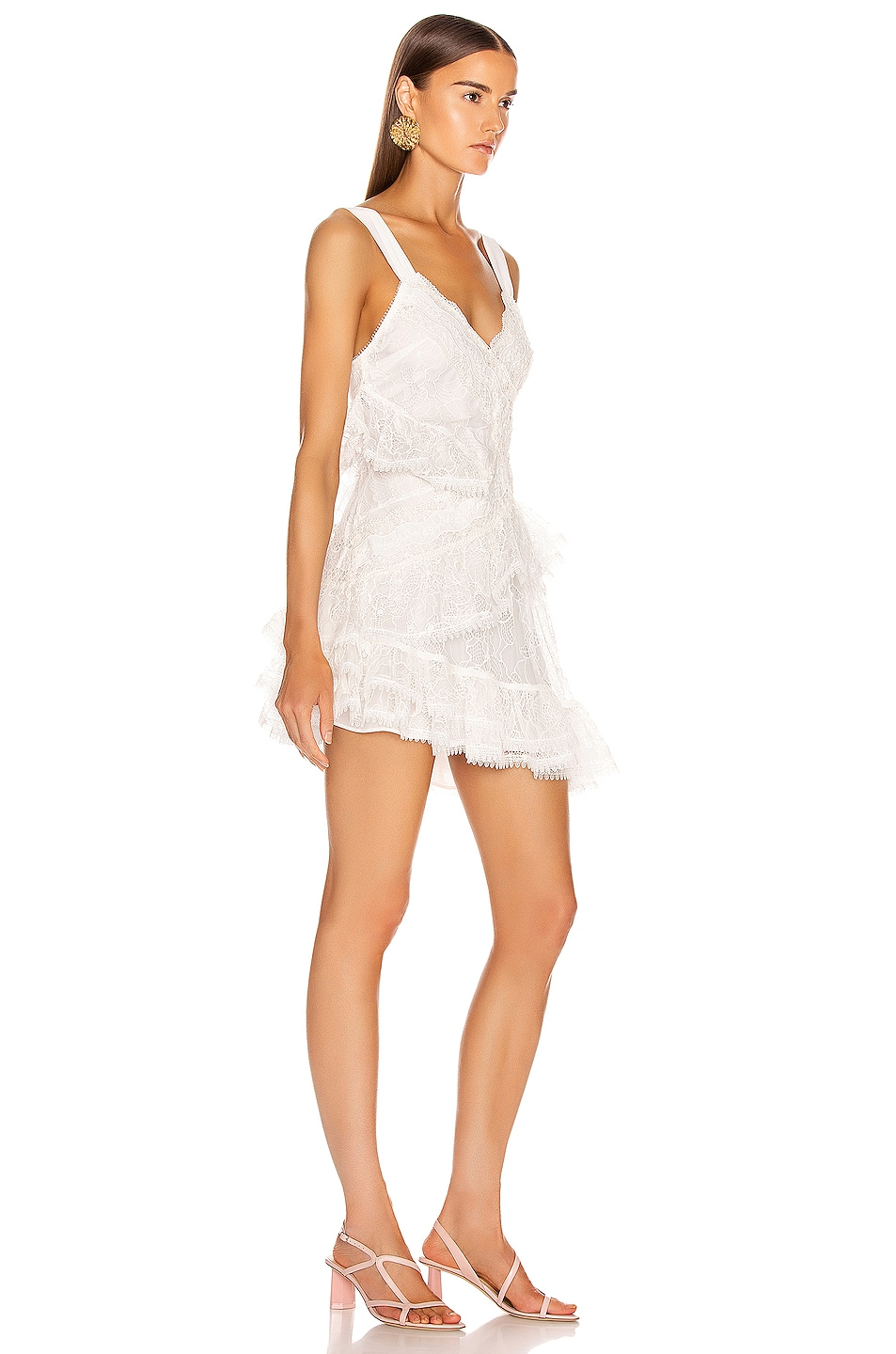 Image 2 of Alexis Ladonna Dress in White