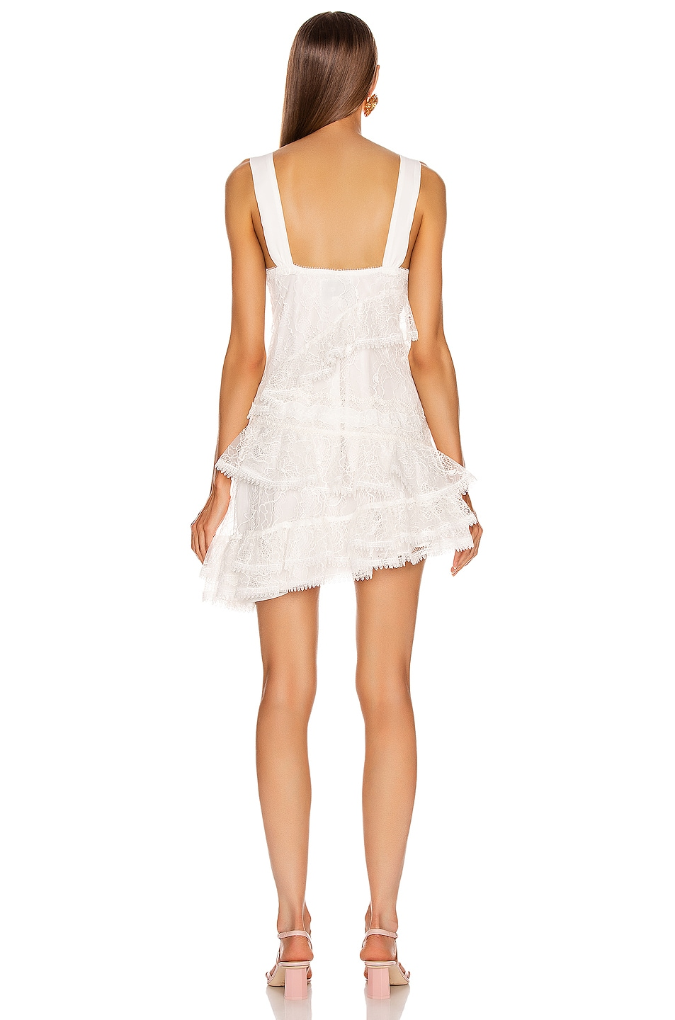 Image 3 of Alexis Ladonna Dress in White